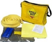 Oil & Chemical Spill Kit Bag
