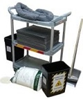 Spill Management Trolley