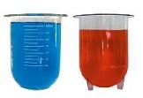 Vessels glass & plastic
